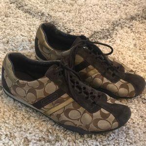 Coach (Katelyn style) tennis shoes